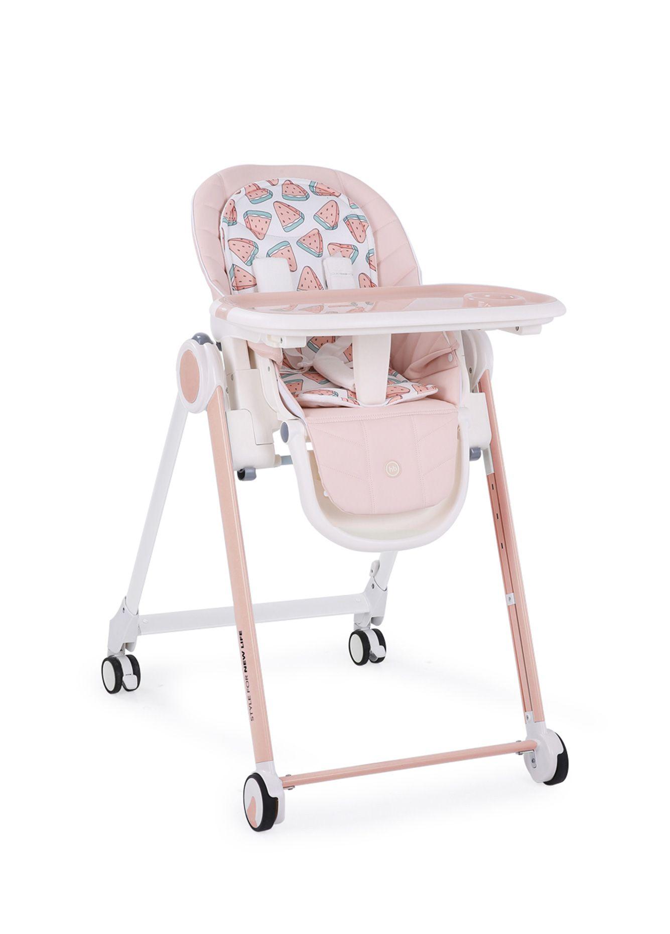 Детский стульчик для кормления Happy Baby Berny