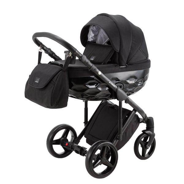 Детская модульная коляска Adamex Chantal 3 в 1