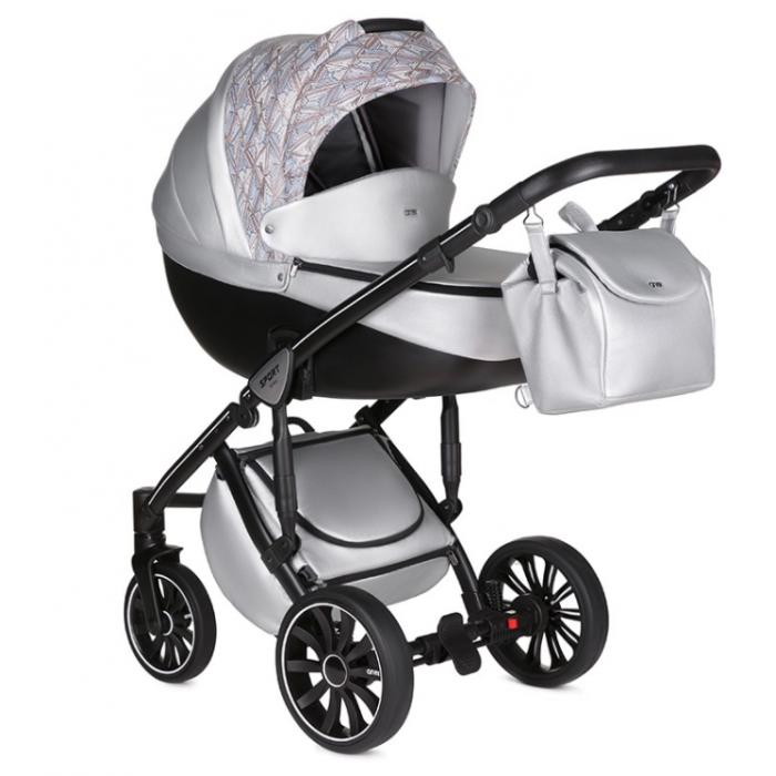 Детская модульная коляска Anex Sport Vogue 3 в 1