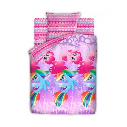 Детское постельное белье «My Little Pony» Подводные пони 437679