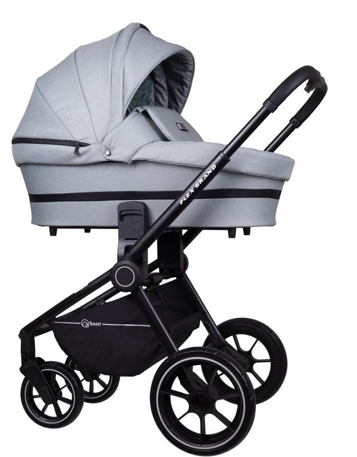Детская модульная коляска Rant Flex Grand 2021 3 в 1