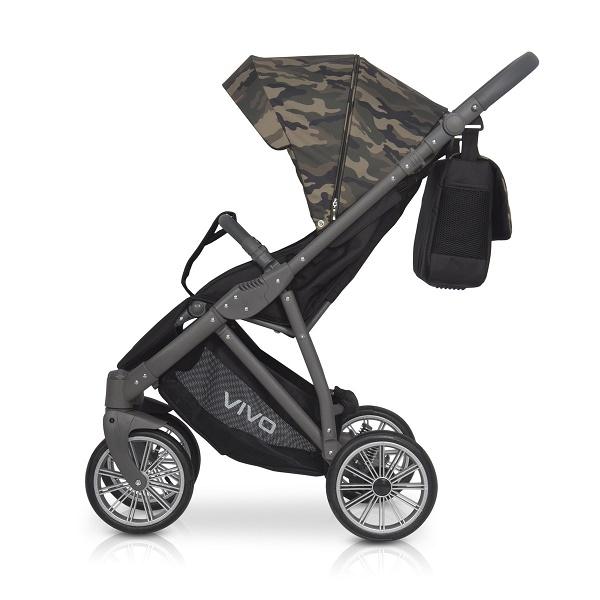 Детская прогулочная коляска Expander Vivo