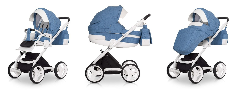 Детская модульная коляска Expander Drift 3 в 1