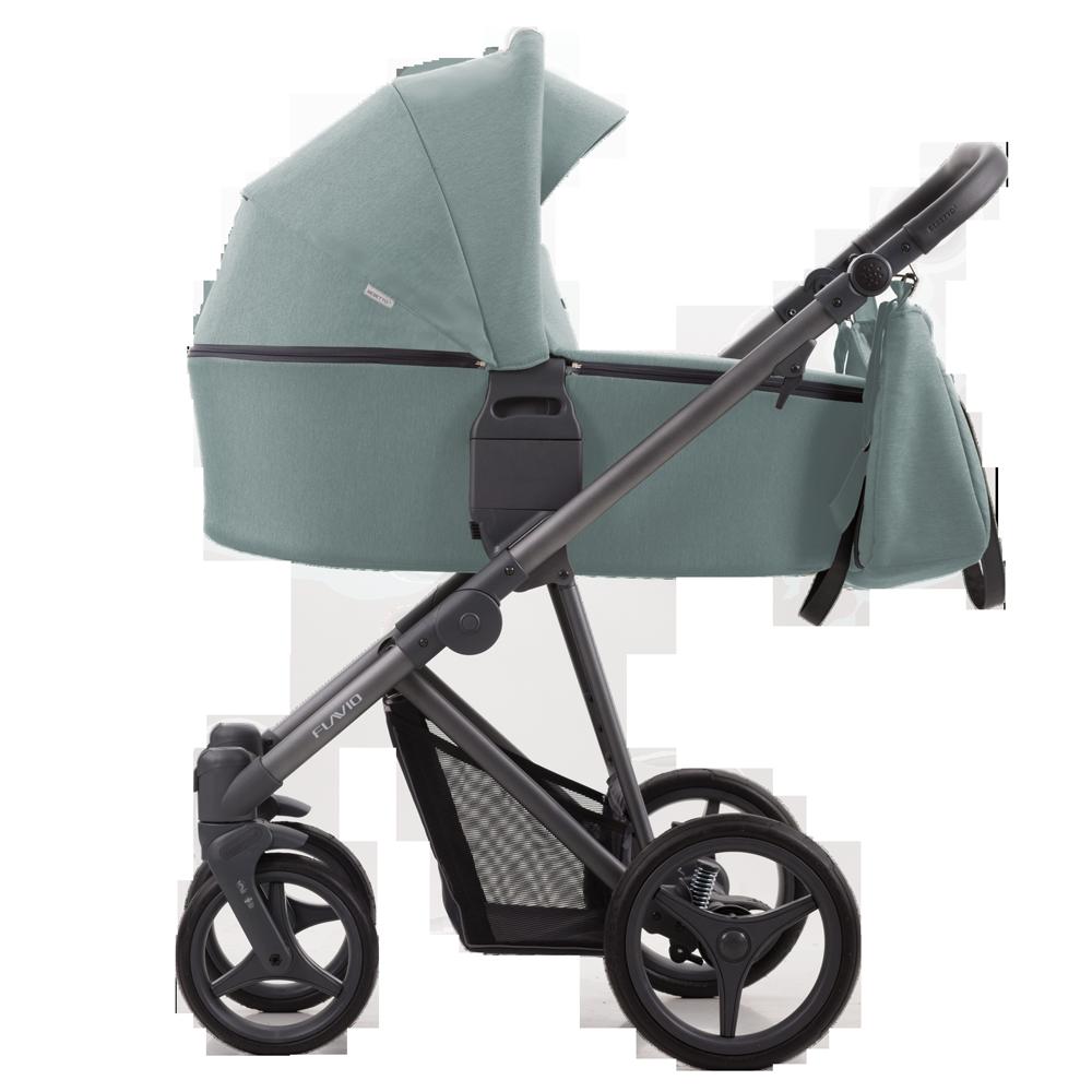 Детская модульная коляска Bebetto Flavio 3 в 1