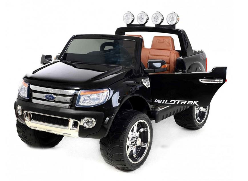 Детский электромобиль Ford Ranger Lux (двухместный)