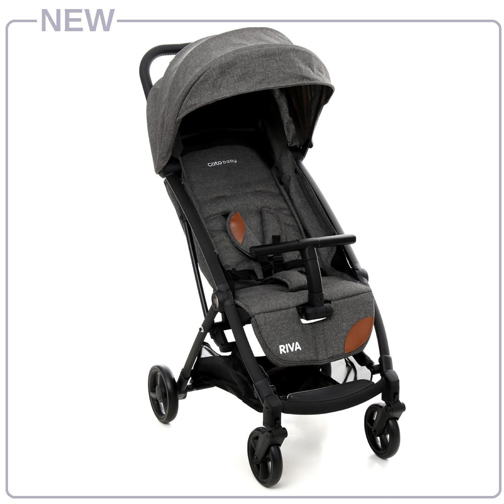 Детская прогулочная коляска Coto Baby Riva