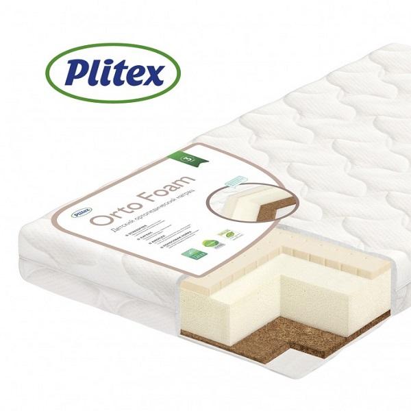 Детский матрас Plitex Orto Foam