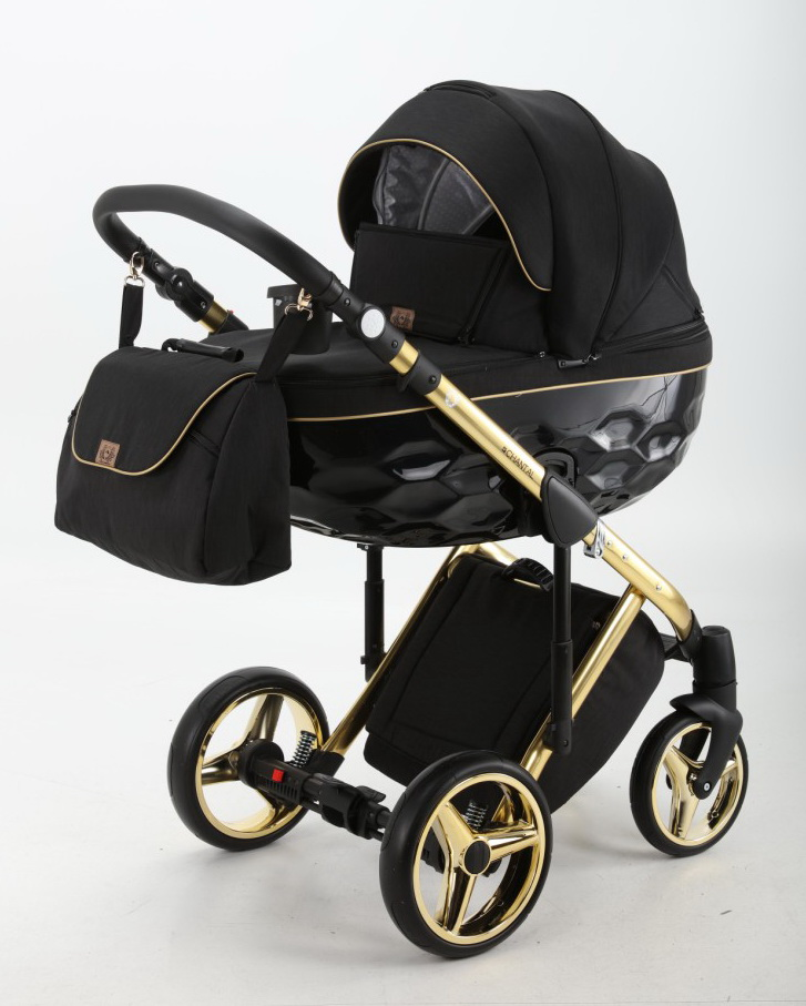 Детская модульная коляска Adamex Chantal Special 3 в 1