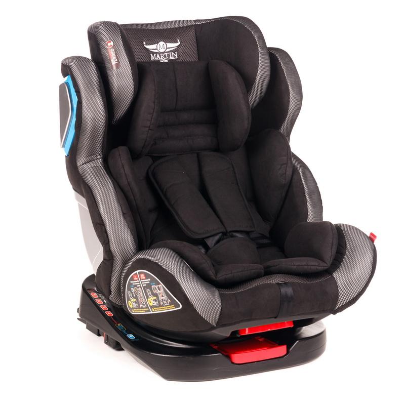 Детское автомобильное кресло Martin Noir Balance