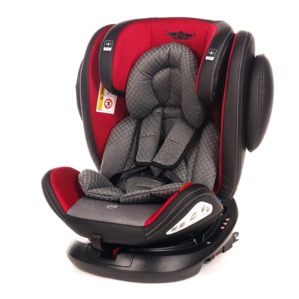 Детское автомобильное кресло Martin Noir Grand Fix 360 (IsoFix)