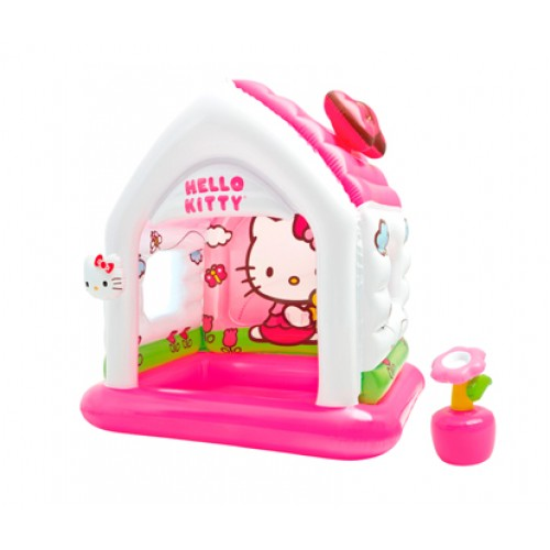 Надувной центр Intex Hello Kitty 48631NP