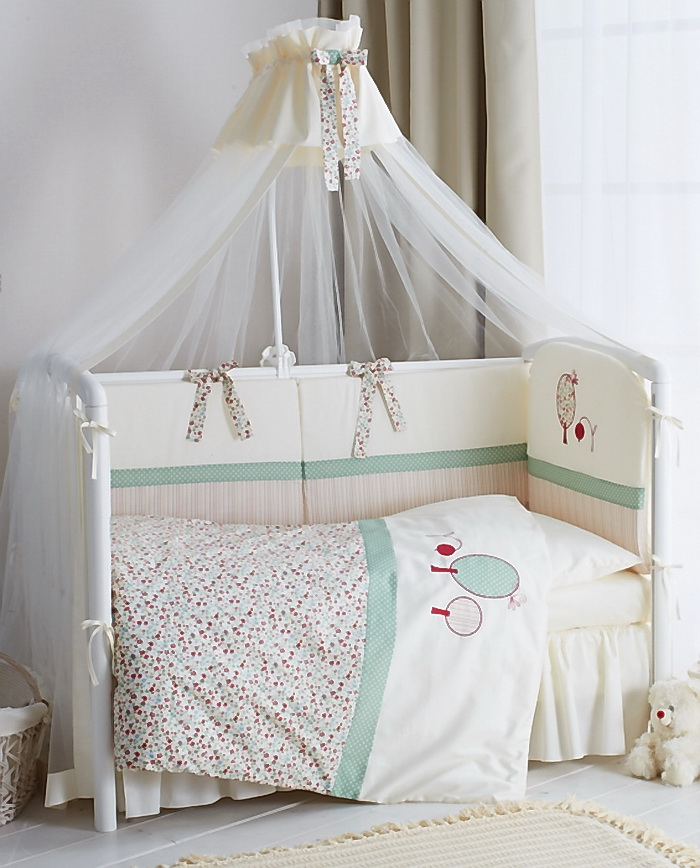 Детское постельное белье Perina Клюковка 7