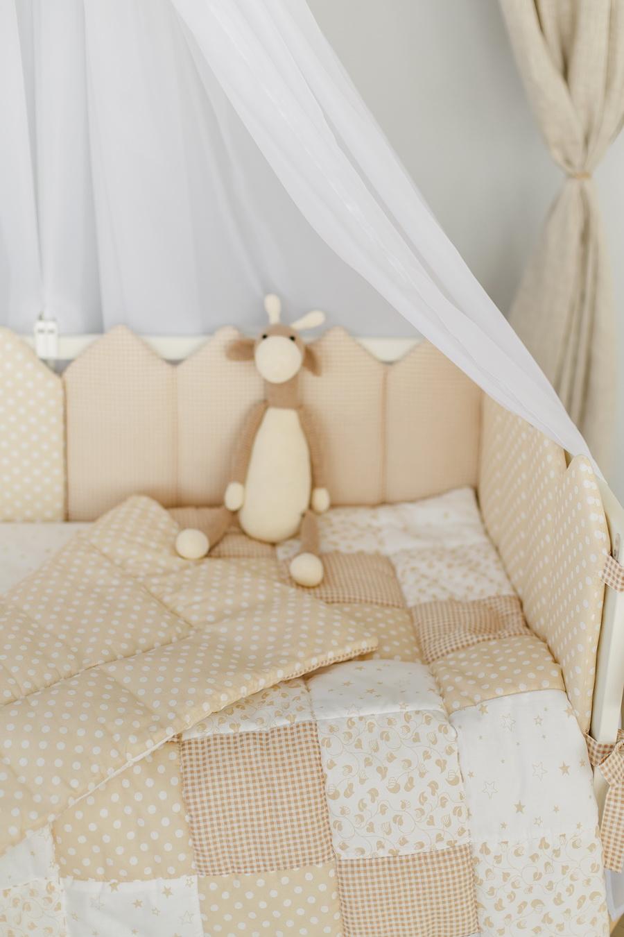 Детское постельное белье Martoo Fence 3 предмета