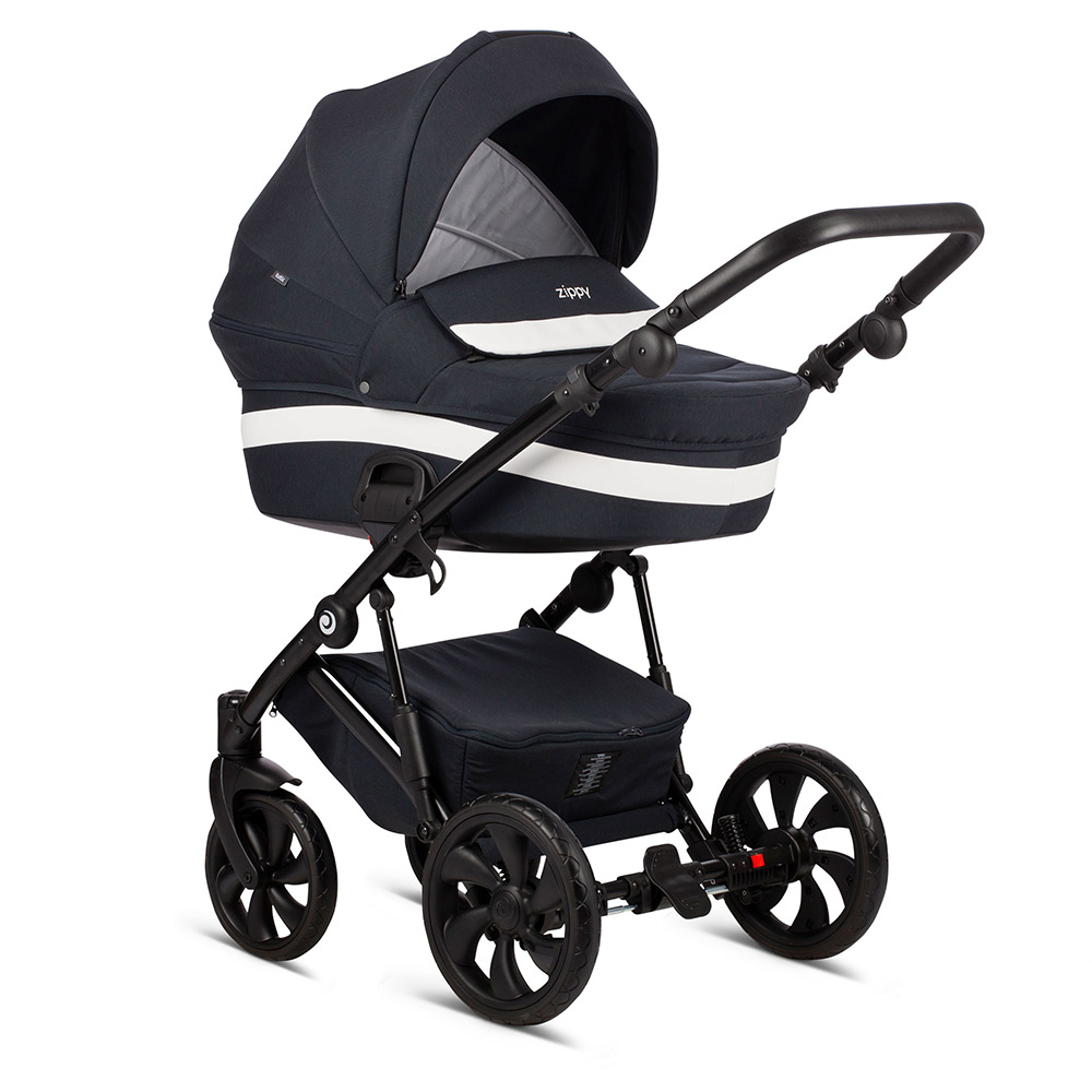 Детская модульная коляска Tutis ZIPPY NEW 2 в 1
