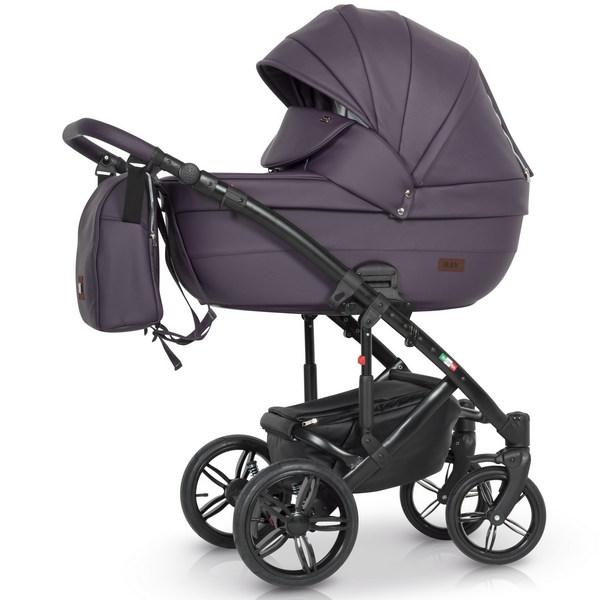 Детская модульная коляска Ray Eterno Ecco 3 в 1