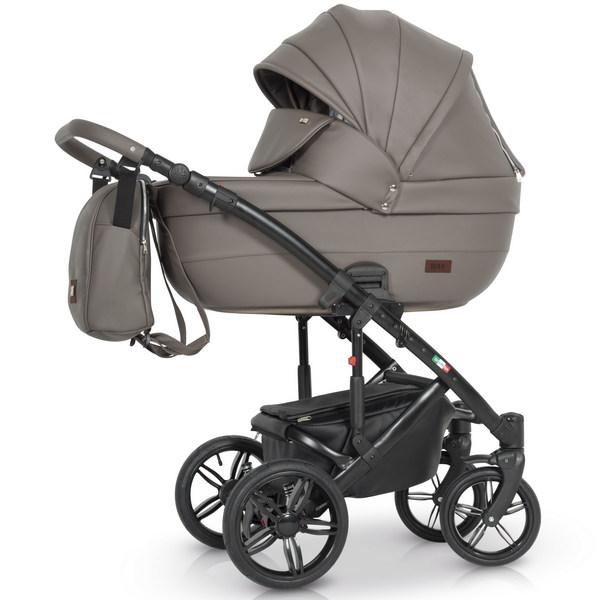 Детская модульная коляска 2 в 1 Ray Eterno Ecco