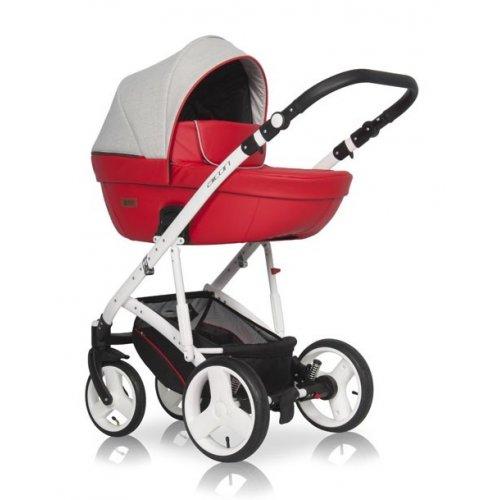 Детская модульная коляска Riko Basic Aicon 2 в 1