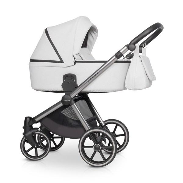 Детская модульная коляска 2 в 1 Riko Qubus