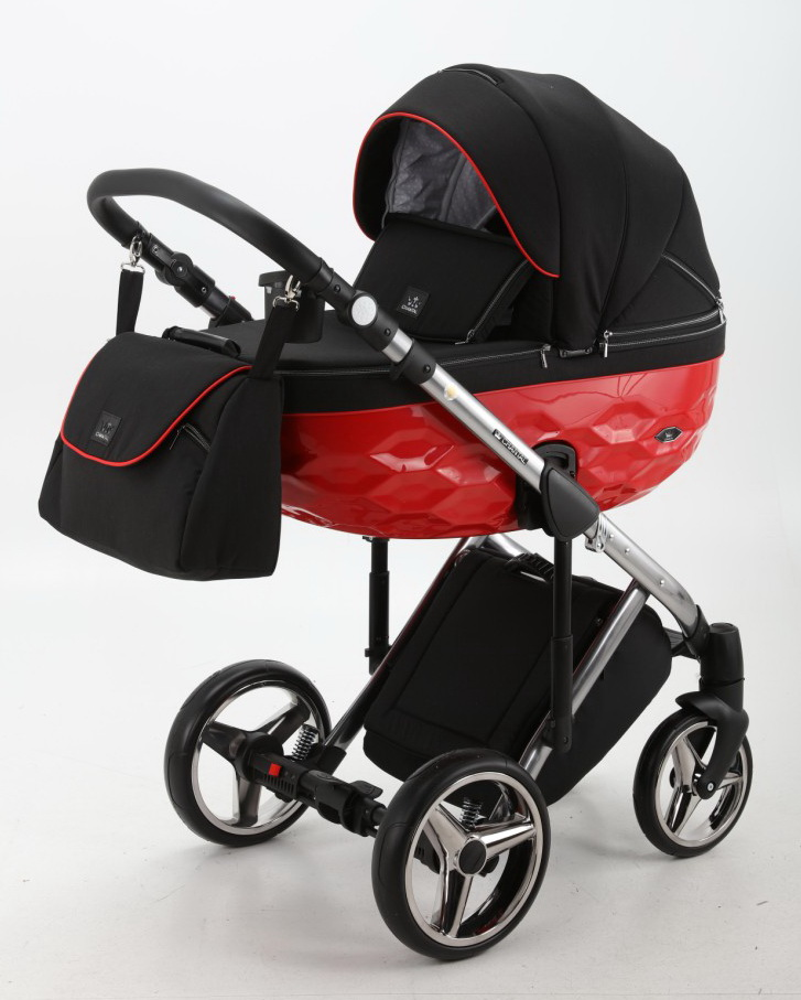 Детская модульная коляска Adamex Chantal Special 2 в 1