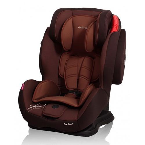 Детское автомобильное кресло Coto Baby Salsa Q Pro
