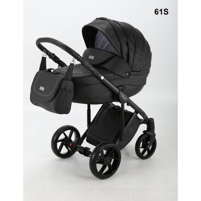 Детская модульная коляска Adamex Barletta Ecco 2 в 1