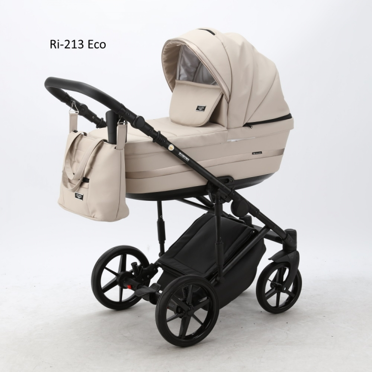 Детская модульная коляска Adamex Rimini Eco 2 в 1
