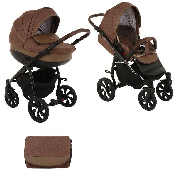Детская модульная коляска Tutis Nanni 2 в 1