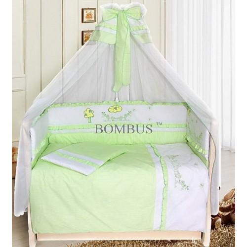 Детское постельное белье Bombus Веселая семейка