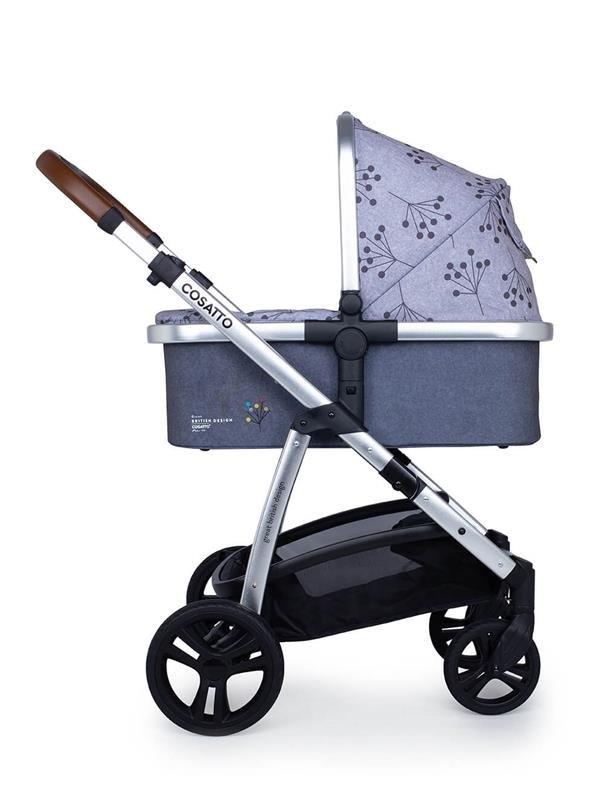 Детская коляска-трансформер COSATTO WOW