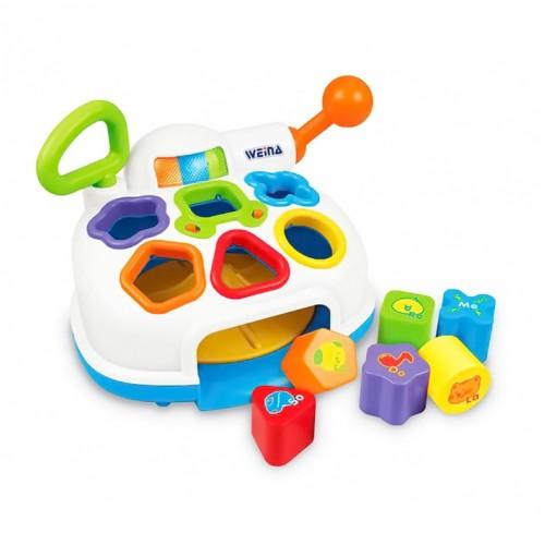 Музыкальная игрушка Сортер Weina
