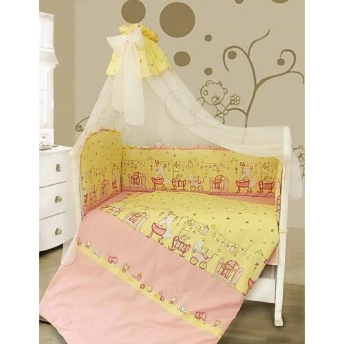 Детское постельное белье Bombus Забавки