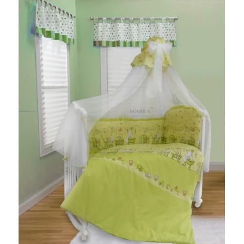 Комплект детского постельного белья Bombus Забавки 7
