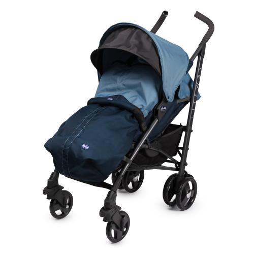 Детская прогулочная коляска Chicco LITE WAY TOP с бампером