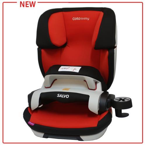 Детское автомобильное кресло Coto Baby Salvo Isofix
