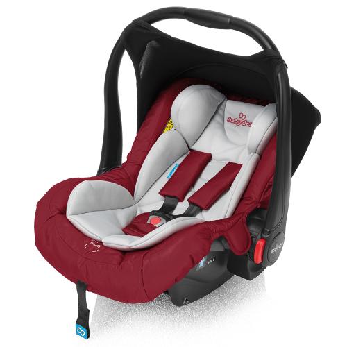 Детское автомобильное кресло Baby Design Leo