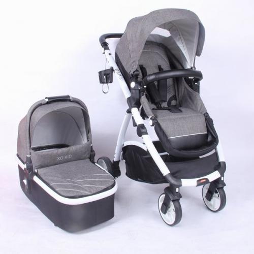 Детская модульная коляска XO-Kid Drive 2 в 1