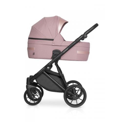 Детская модульная коляска RIKO ULTIMA 3 в 1