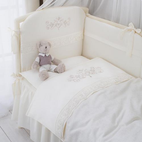 Детское постельное белье Perina Версаль 6 предметов (эксклюзив)