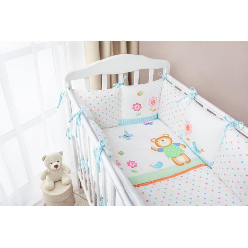 Комплект детского постельного белья Perina Глория Helloy (подушечки) 6