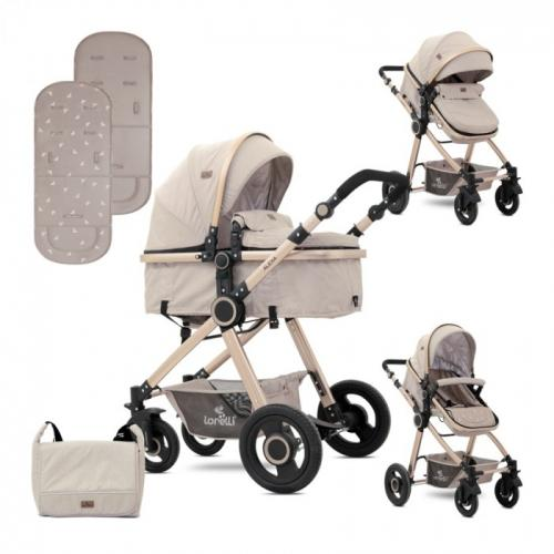 Детская коляска-трансформер Lorelli Alexa