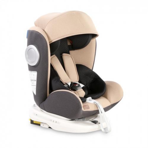 Детское автомобильное кресло Lorelli Lusso SPS Isofix