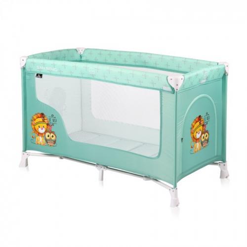 Детский манеж-кровать Lorelli San Remo 1