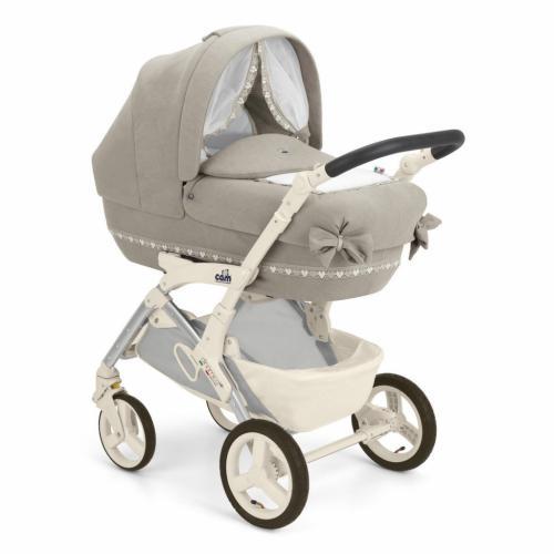 Детская модульная коляска CAM Dinamico Up Deco 3 в 1