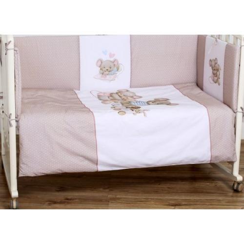 Комплект детского постельного белья LAPPETTI Little Mouse 6