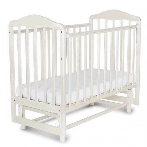 Детская кроватка с маятником поперечного качания СКВ 124001