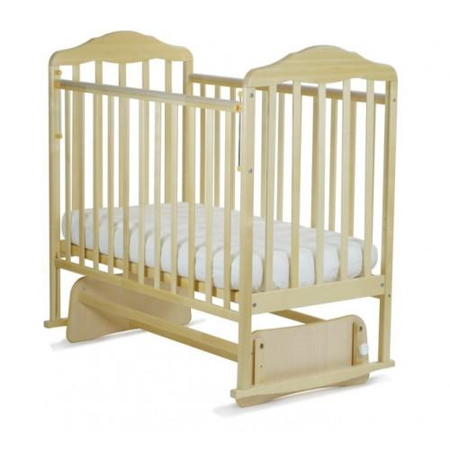 Детская кроватка СКВ 124005 береза