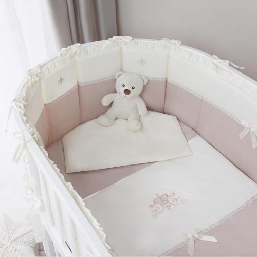 Комплект детского постельного белья Perina Эстель Oval 7 предметов