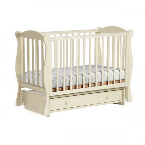 Детская кроватка с универсальным маятником Лель Кубаночка-6 42
