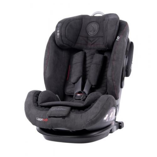 Детское автомобильное кресло Coletto UGGO ISOFIX
