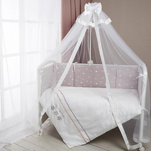 Детское постельное белье Perina Toys Звезды 7 предметов